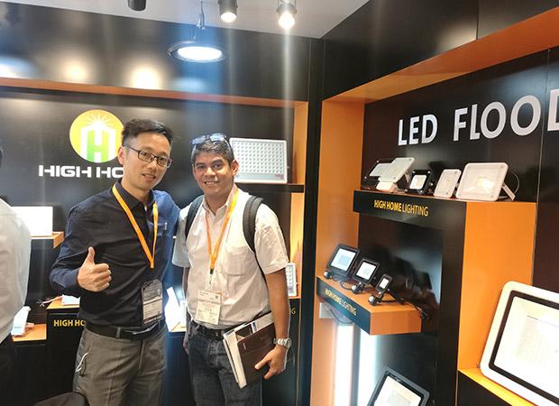 2018 October HK Lighting show