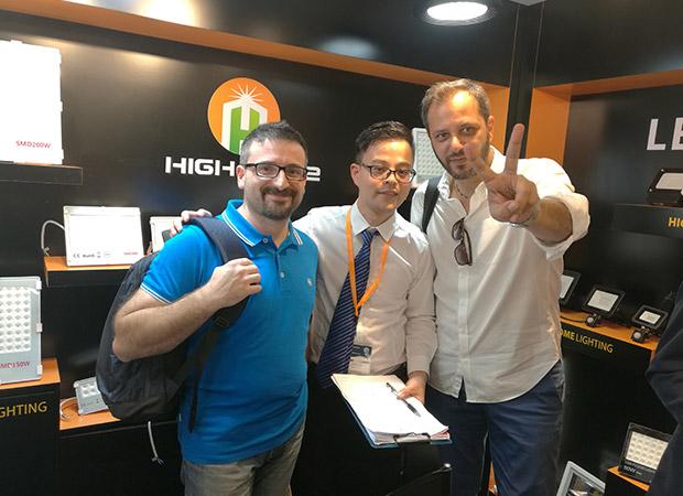 2019 April HK Lighting show